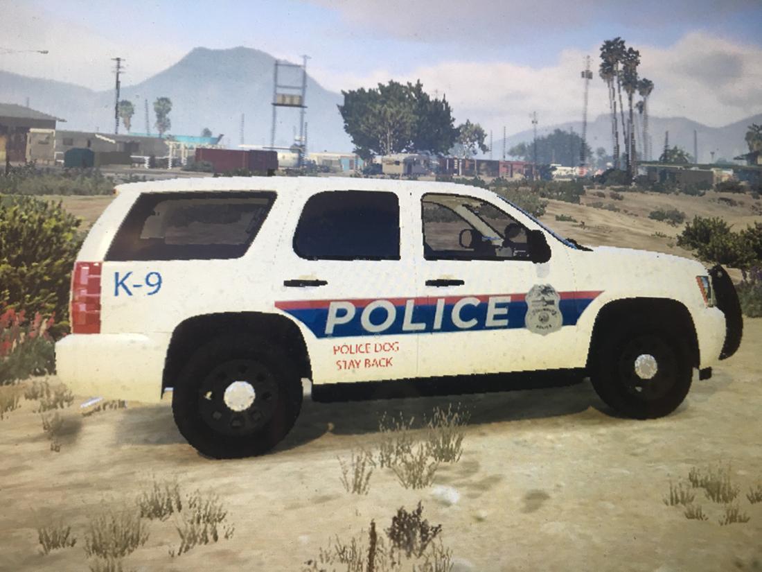 Nissan Columbus Ohio >> Columbus Ohio Police K-9 UNIT - GTA5-Mods.com